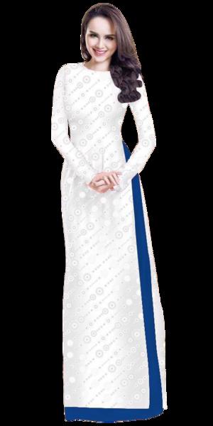 Student White Ao Dai