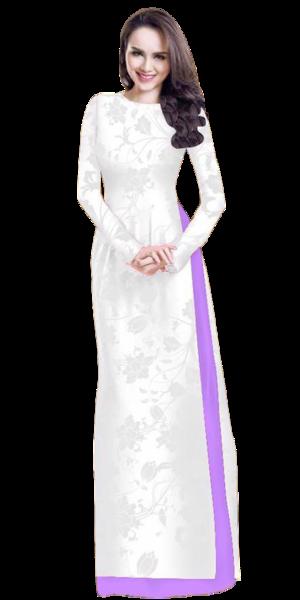 Student Snow Ao Dai