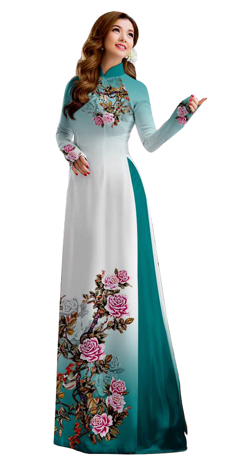 Royal Skobeloff Ao Dai