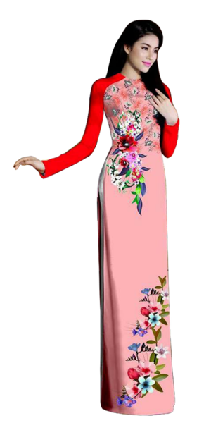 Wilderness Melon Ao Dai