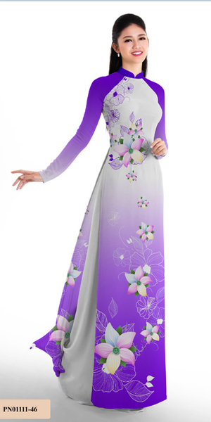 Essential Purple Ao Dai