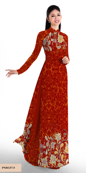 Essential Rose Ao Dai